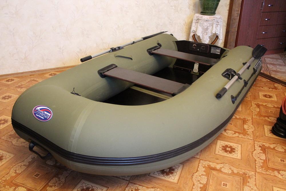 выход лодок пвх