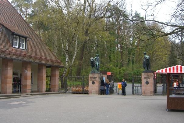 Нюрнберг: территория партсъездов III Рейха (Reichsparteitagsgelände)