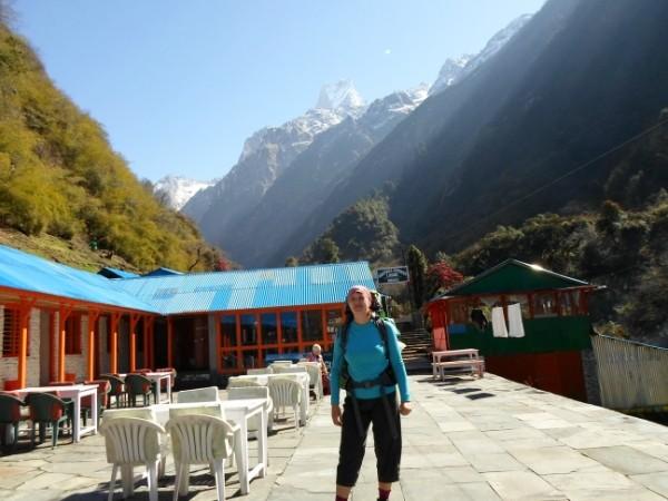 Треккинг в Непале. Дикими тропами в Базовый лагерь Аннапурны!