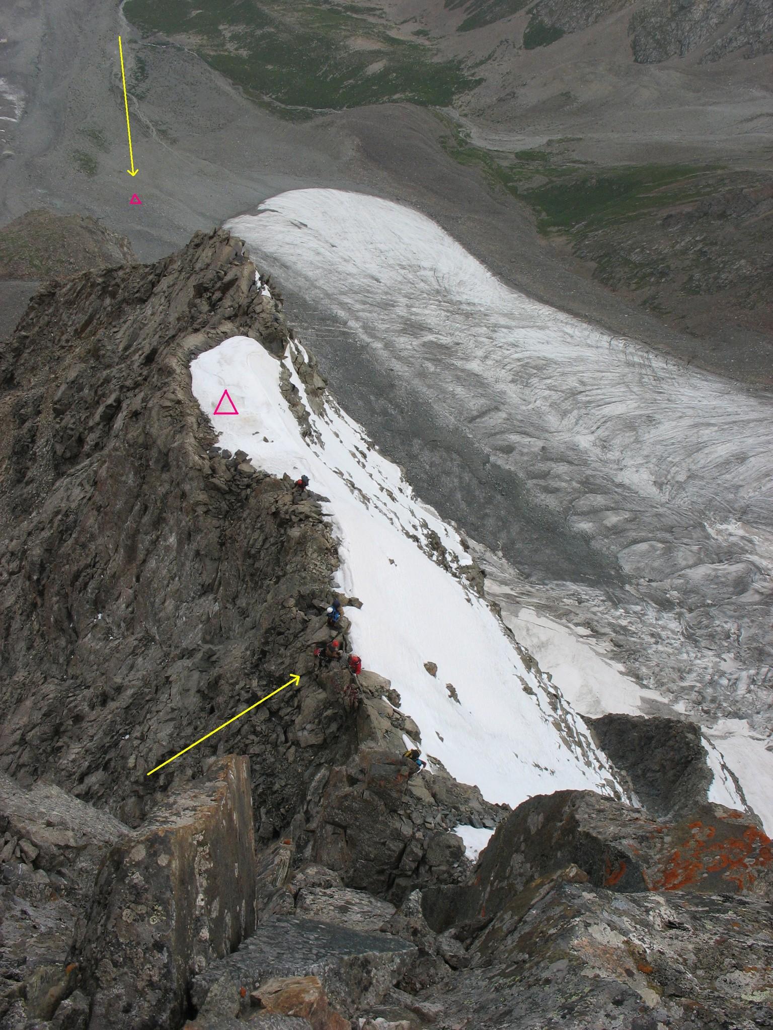 Отчет о горном походе 6 к.с по Ц.Тянь-Шаню (лето 2006год).Часть3.