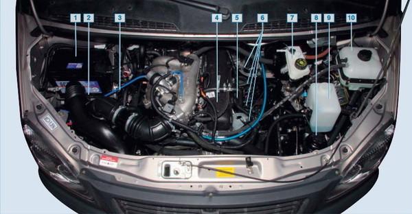 Газель ремонт рулевой