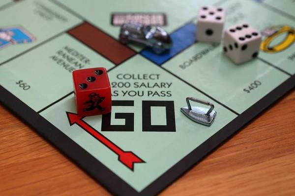 Монополия: Всемирная версия (Monopoly World Edition)