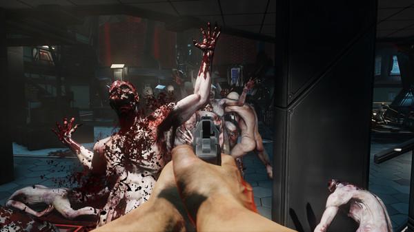 Killing Floor это Co-op Survival Horror FPS