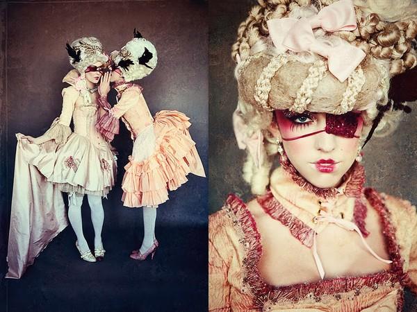 Викторианский стиль в одежде