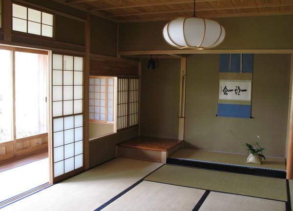 Этнический Японский стиль