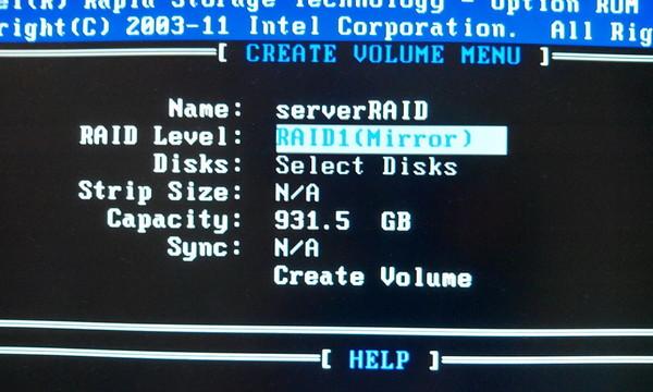 Восстановление данных RAID