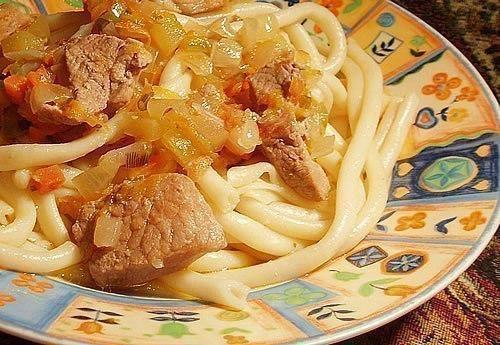 Гарниры к макаронам рецепты