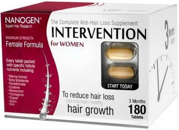 Специальный комплекс для женщин Наноген Интервеншн (NANOGEN Intervention)