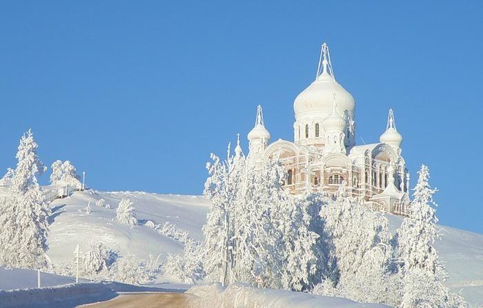 Снежный романс