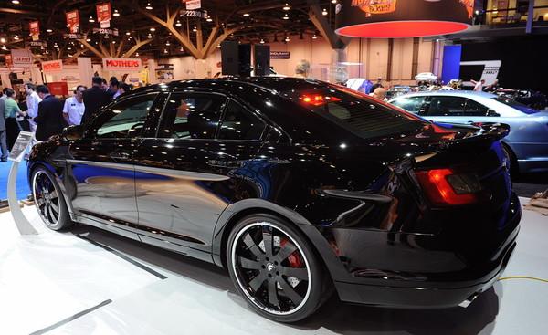 автомобили форд для полиции
