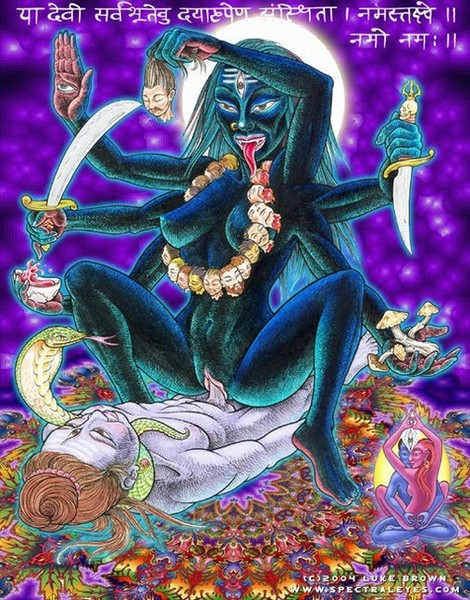 пантеона Индийских богов.