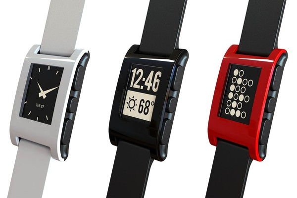 Обзор Pebble Smartwatch