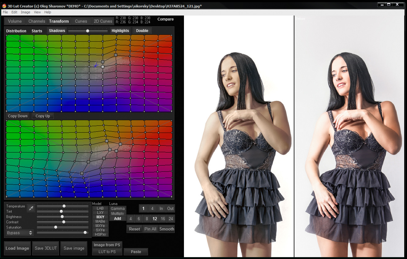 3d lut creator color grading photo and films 17 for 3d creator online