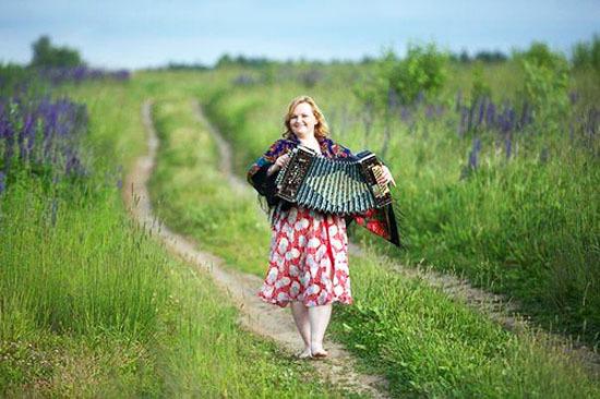 Скачать сельские песни под гармошку