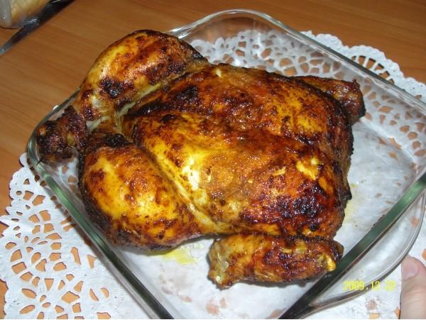 Как приготовит курицу в микроволновке