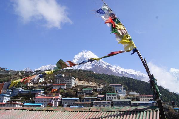Треккинг в Базовый лагерь Эвереста. Непал