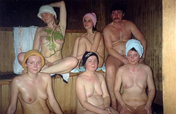 пожелые в бане