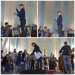 Майстер-клас Заслуженого діяча мистецтв України, диригента Національної Опери України А.А. Кульбаби