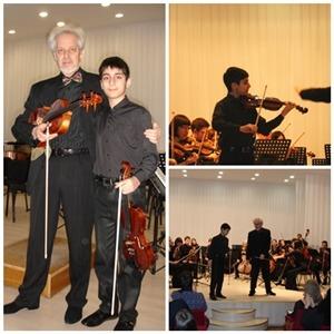 Фестиваль инструментальной музыки имени Ю.П.Хилобокова (г. Кировоград)