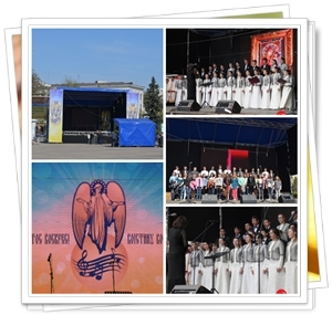 V Міжнародний фестиваль духовної пісні «Я там, де є благословення». (м.Тернопіль)