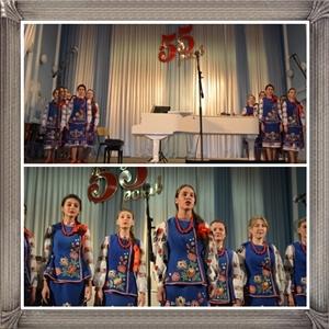 Концерт вокального ансамблю «Співаночки» та чоловічого вокального ансамблю «Anima».