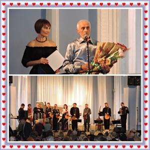 Юбилейный концерт Геннадия Дубинина (к 75-летию).