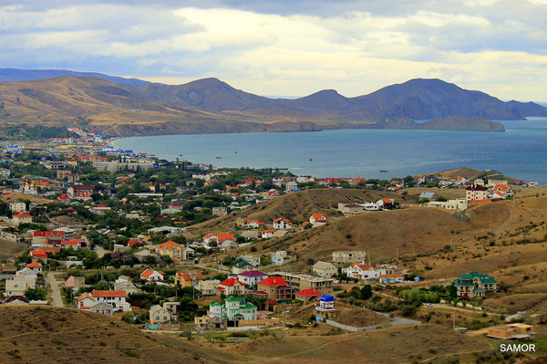 Крым - это музей природы истории под открытым небом.