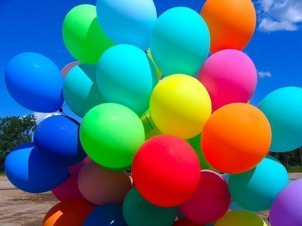 Яркие поздравления к дню рождения