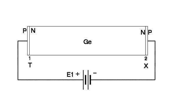 Схема подключения германиевого