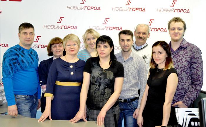 Коллектив РА Новый город Пермь