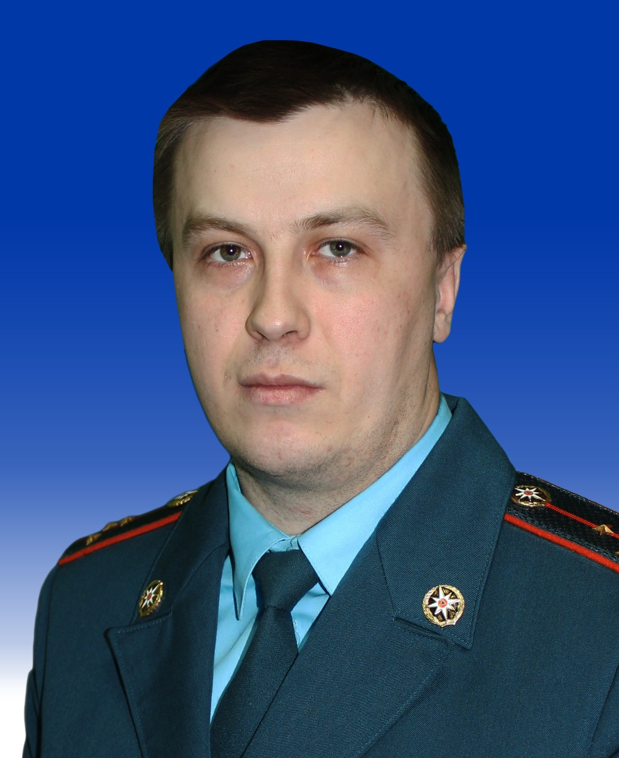 Егор Пахомов, начальник пресс-службы Главного управления МЧС России по Челябинской области
