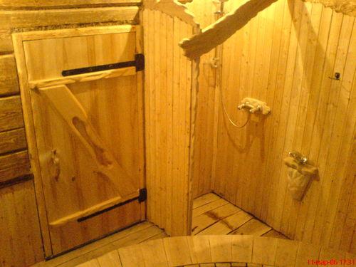 Как сделать дверь для сауны своими руками 89