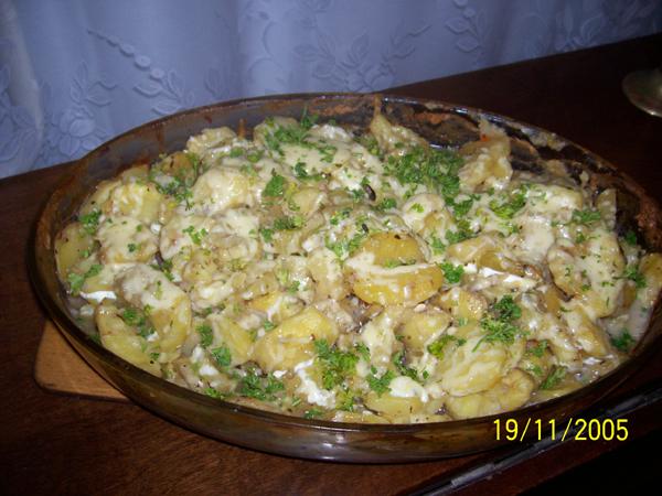 Рецепт Картошки По Французски