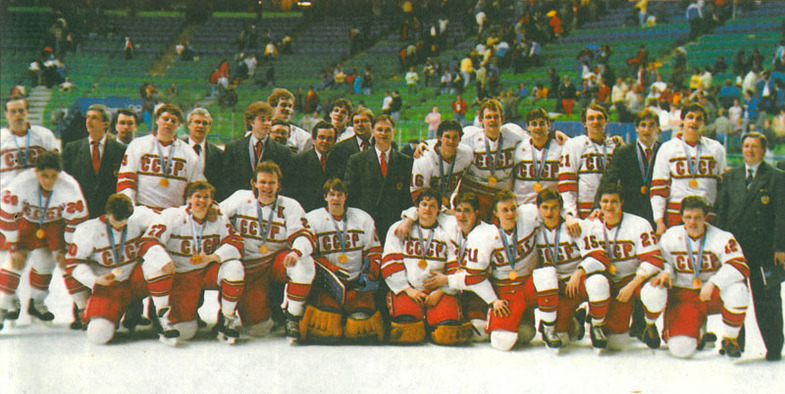 Олимпийские чемпионы 1988