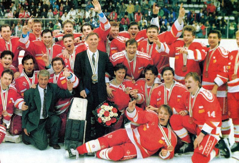 Олимпийские чемпионы 1992