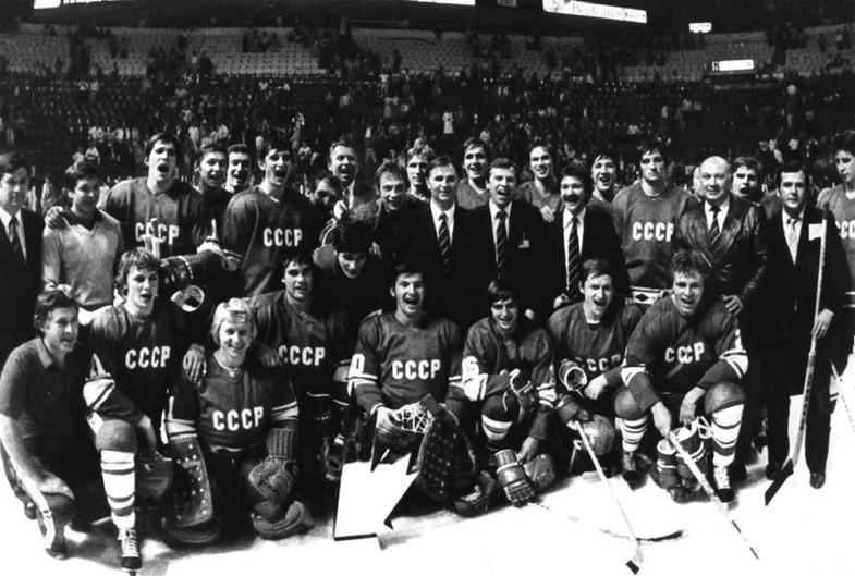 победители Кубка Канады 1981