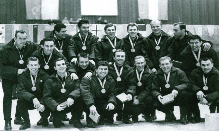 Олимпийские чемпионы 1964