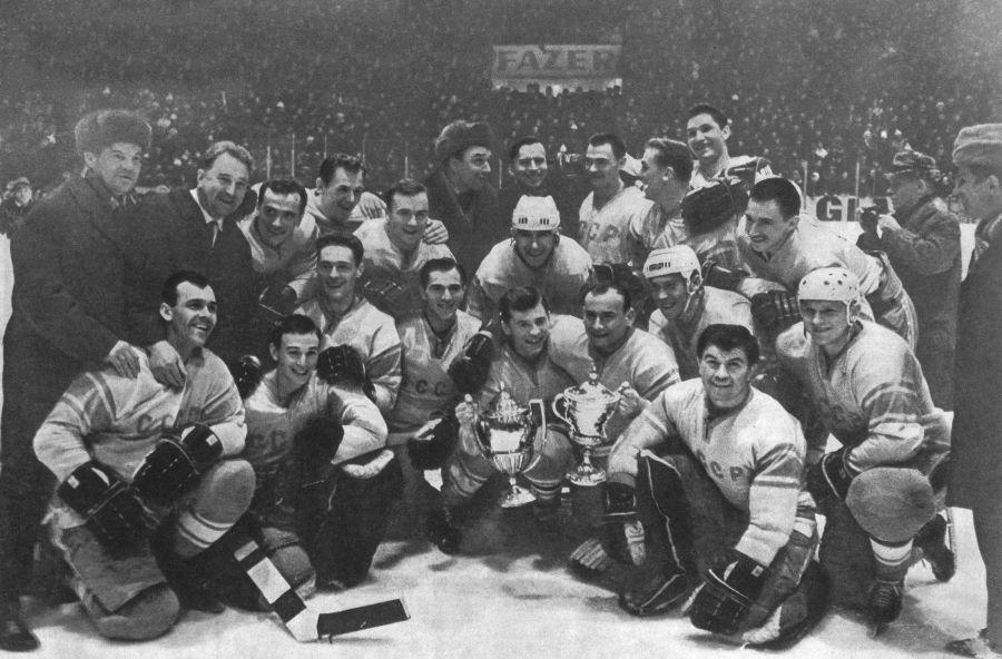 Чемпионы мира 1965
