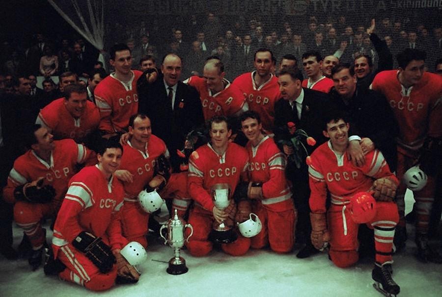Чемпионы мира 1967