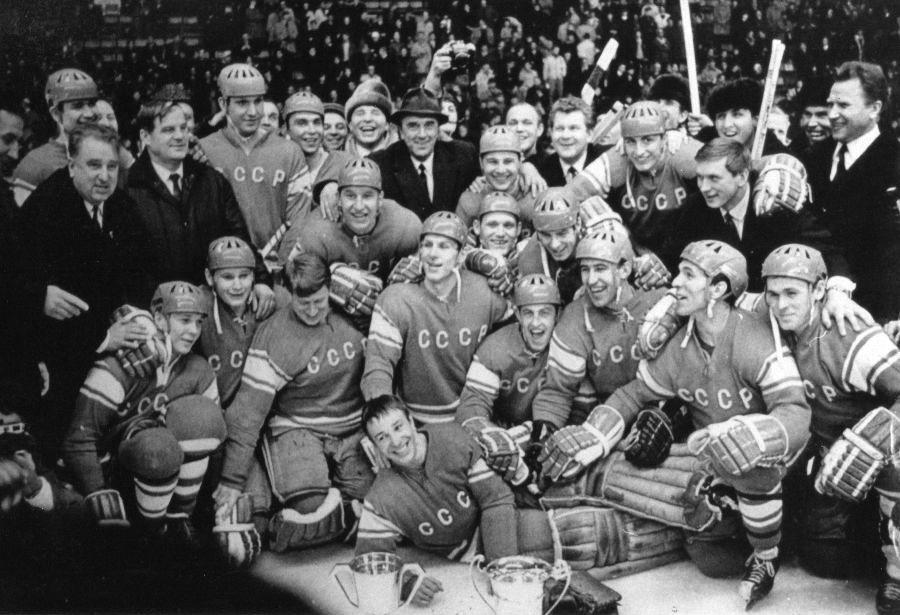 Чемпионы мира 1969