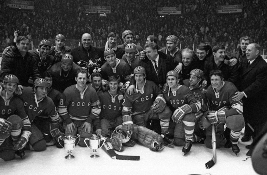 Чемпионы мира 1970