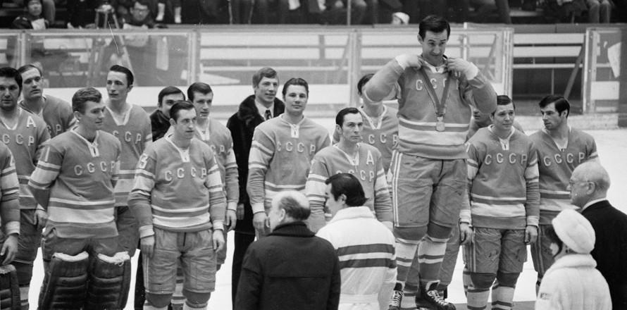 Олимпийские чемпионы 1972