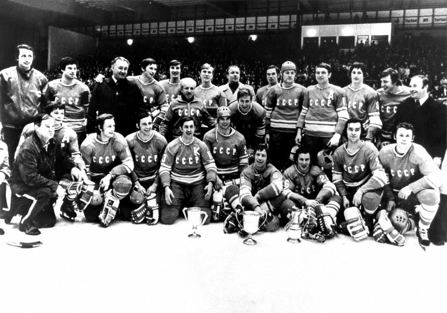 Чемпионы мира 1975
