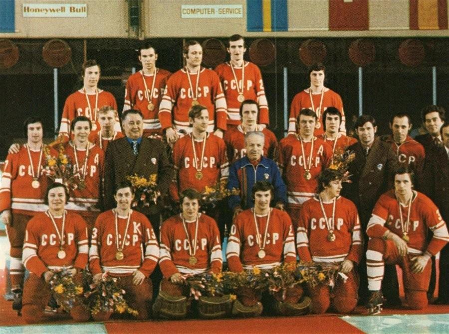 Олимпийские чемпионы 1976