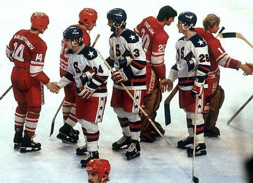 На Олимпиаде 1980