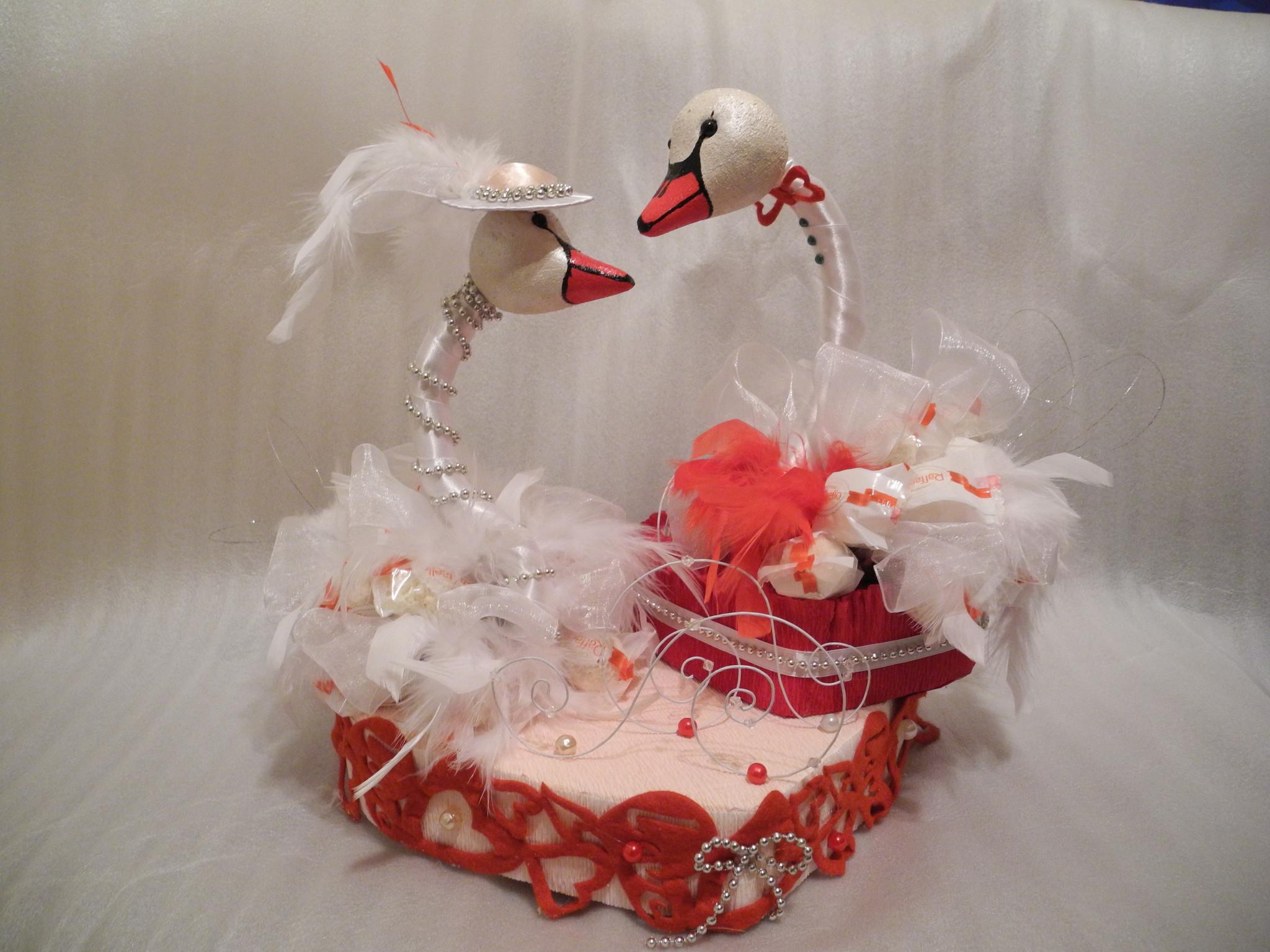 Букет на свадьбу в подарок молодоженам от родных и близких 62
