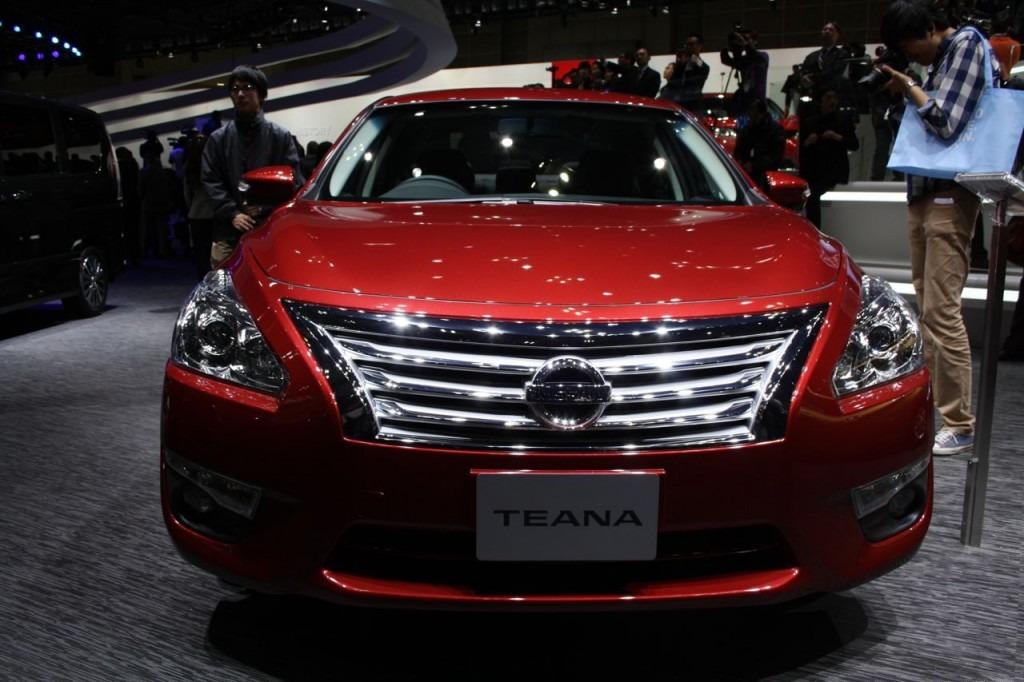 2014 Nissan Teana at 2013 Tokyo Motor Show