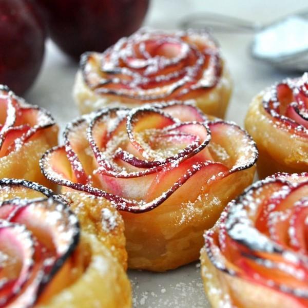 рецепты из яблок вкусные и простые с фото