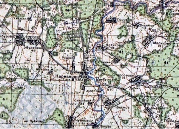 Сычевской операции лета 1942 года