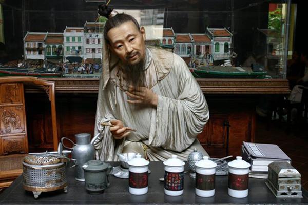 С чем пью чай китайцы